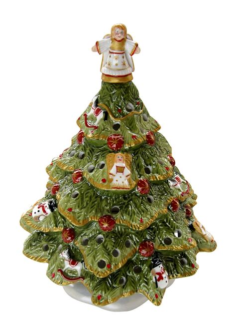 villeroy boch nostalgic village christmas tree