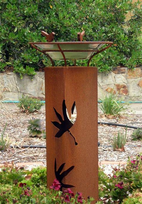 metal for gardens metal garden images welding