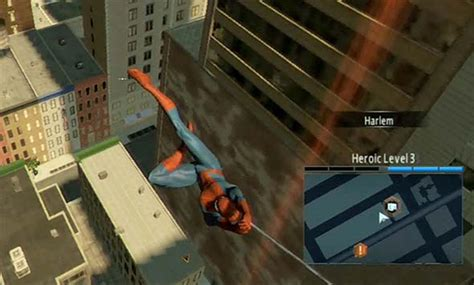 spider man swinging game open world web swinging returns in a sloppy amazing