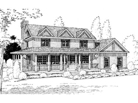 reproduction colonial home plans authentic early american house plans