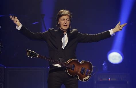 Did Paul Mccartney Really Send Flowers by Paul Mccartney To Say Goodbye To Candlestick Park Loaded