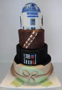 starwars kuchen wars cake