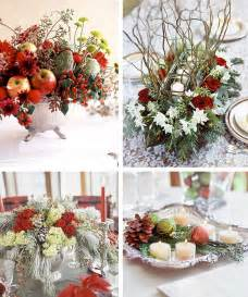 Centerpieces For Tables by 50 Great Amp Easy Christmas Centerpiece Ideas Digsdigs