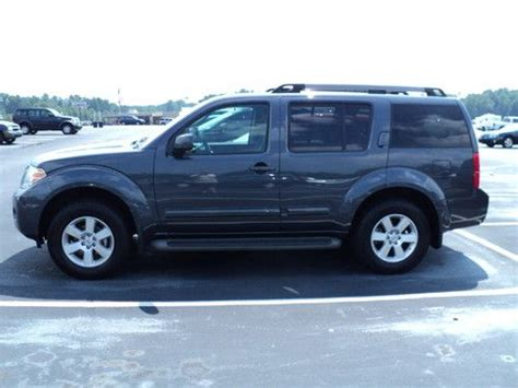 2011 Nissan Pathfinder Mpg Sell Used 2011 Nissan Pathfinder S 4x4 In Dingmans Ferry