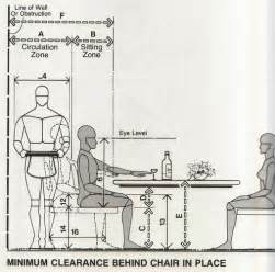 Minimum Clearance Between Dining Table And Wall How To Choose The Right Size Dining Table