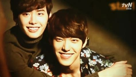 drama lee jong suk kim woo bin quot the list quot compiles co stars who became real life friends