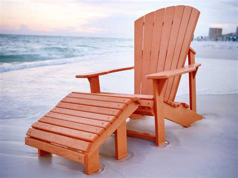recycled plastic upright adirondack chairs c r plastic generation recycled plastic lounge set