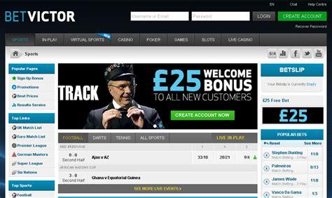 betn1 mobile betvictor review sports betting bonus