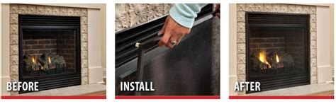 fireplace safety screens fireplace safety device