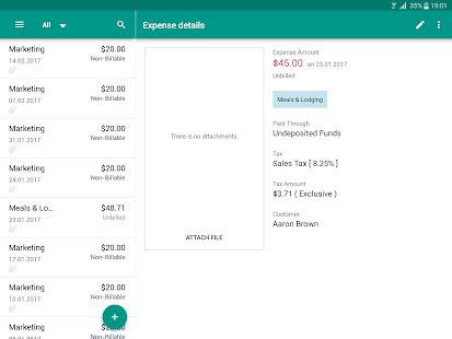 invoice & time tracking zoho apk for blackberry
