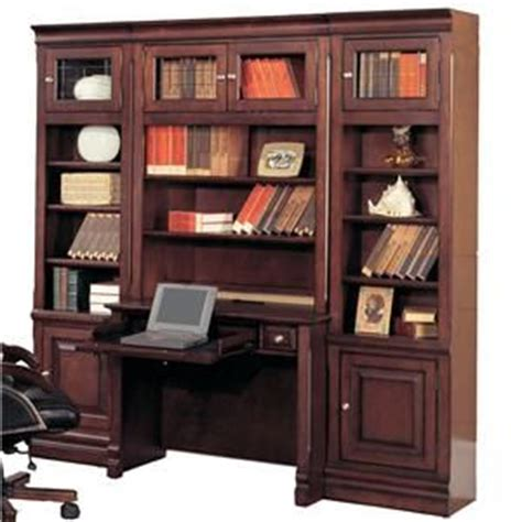 computer desk bookshelf combo furniture