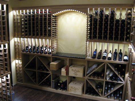 Wine Rack Bottle Spacing by Wine Cellars And Racks