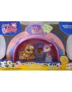 Littlest Pet Shop Pet Stage With Light pin by green on pet shop