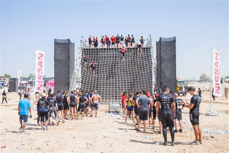 warrior challenge desert warrior challenge dubai best pictures what s on