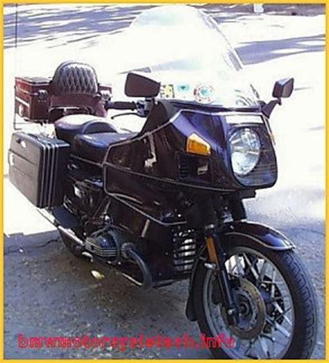 bmw tech info snowbum snowbum s sale of 1984 r100rt hp2 trailer