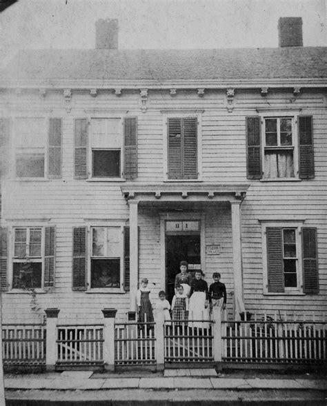 tenement houses historic photos
