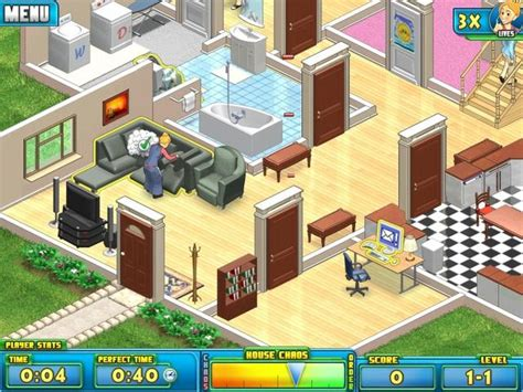 house online free nanny mania gamehouse