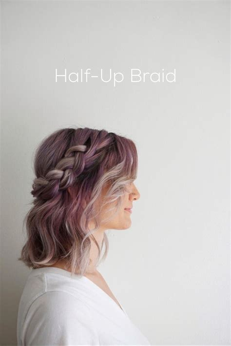 Pinned Up Hairstyles For Medium Length Hair by Best 25 Shoulder Length Hair Updos Ideas On