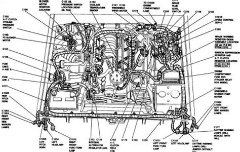 ford f150 engine diagram 97 f150 rear engine diagram get free image about wiring
