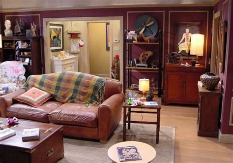 The Living Room Tv Show - 25 things you didn t about the sets on quot friends quot to