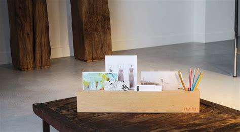 Organizer Desk L Designapplause Wood Block Desk Organizer L Atelier D Exercices