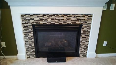 Peel And Stick Tile Around Fireplace by Inspiration Other Smart Tiles Use Smart Tiles