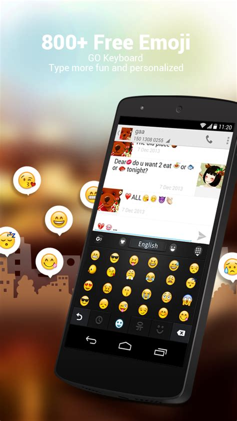 dodol keyboard apk go keyboard emoji emoticons apk by go keyboard dev team