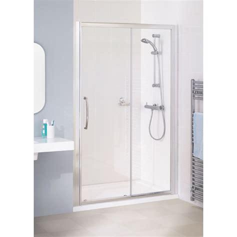 bathroom doors online lakes silver semi framed slider bathroom shower door buy