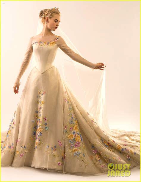 cinderella s cinderella s wedding dress cinderella 2015 photo