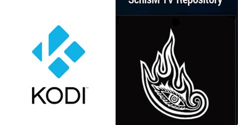 how to install schism tv repository add on for kodi