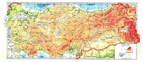 a map maps of turkey detailed map of turkey in