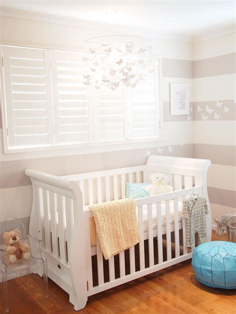 nursery wallpaper grey and white 12 can t miss nursery ideas home remodeling ideas for