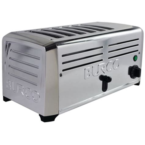 Burco Toaster Spares Burco 6 Slot Toaster Rcf415 Toasters Electrical By