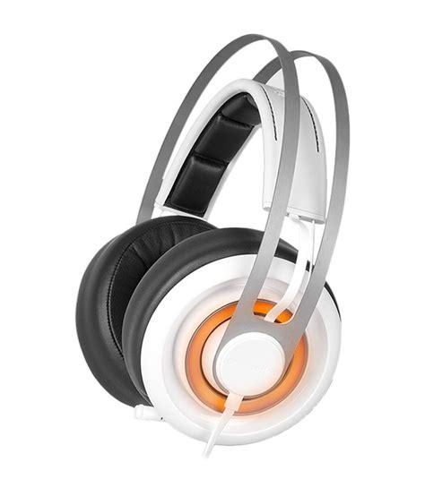 Headset Steelseries Siberia Elite buy steelseries siberia elite prism headset white