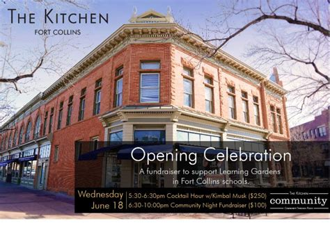 The Kitchen Fort Collins by The Kitchen Fort Collins Opening Celebration