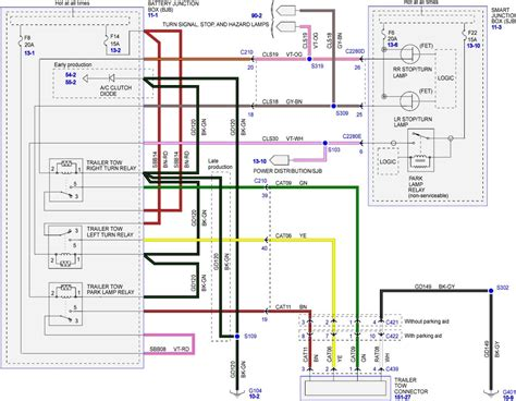 ford fusion stereo wiring diagram wiring diagram