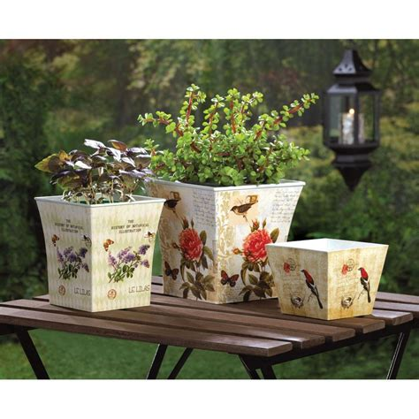 Wholesale Outdoor Planters by Garden Planters And Pots Drop Shipping To Your Customers