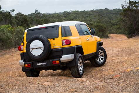 fj cruiser toyota will pull the on the fj cruiser in august