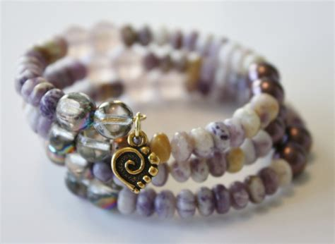 Handmade Memory Wire Bracelets - 1000 images about memory wire on layered