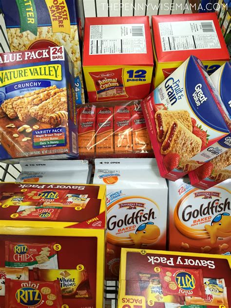 walmart treats image gallery walmart snacks