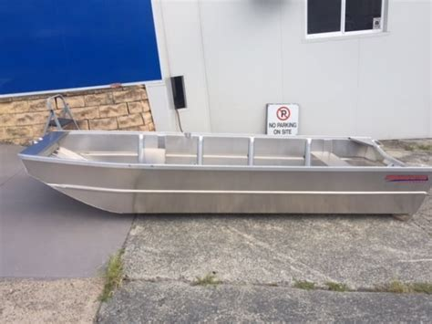 flat bottom boat new new aquamaster 3 60 flat bottom punt hull only power