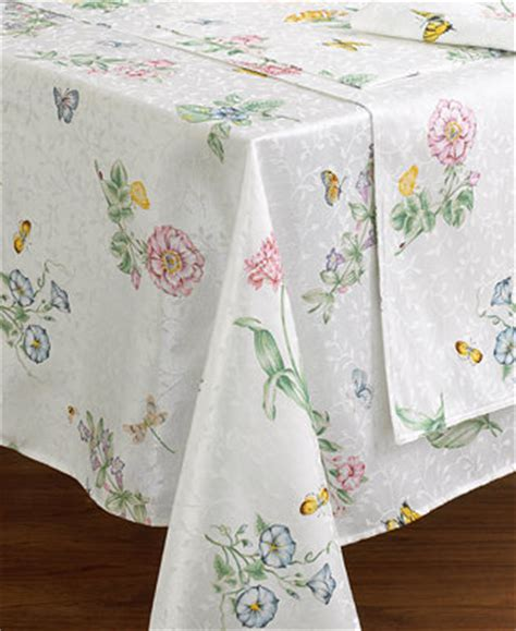 lenox butterfly meadow table linens table linens