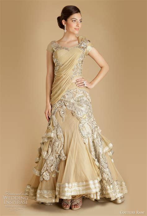 Designer Indian Wedding Dresses by Couture Rani Indian Bridal Fashion Gaurav Gupta Ritu