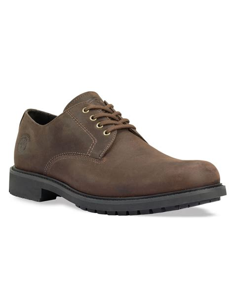 timberland shoes concourse waterproof oxfords timberland concourse waterproof oxfords in brown for