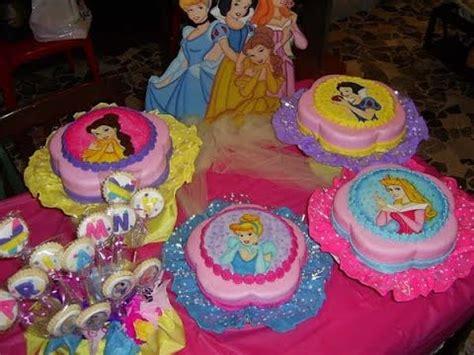 imagenes de cumpleaños jazmin ideas tortas de cumplea 241 os de princesas disney mia sofia