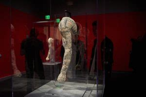 the art of nature tattoo history of western oceania tattoo natural history museum los angeles