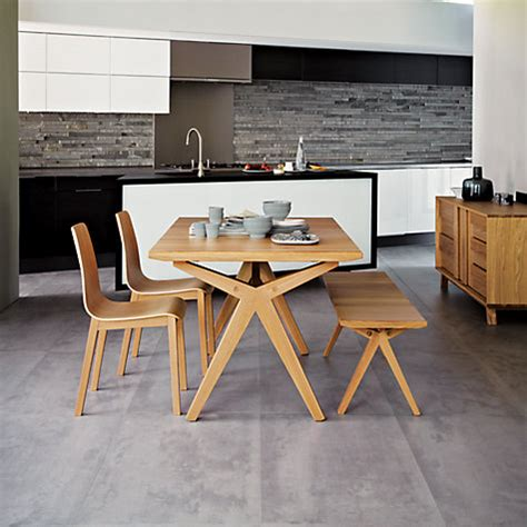 4 Seater Extending Dining Table Buy Bethan Gray For Lewis Noah 4 8 Seater Extending Dining Table Lewis