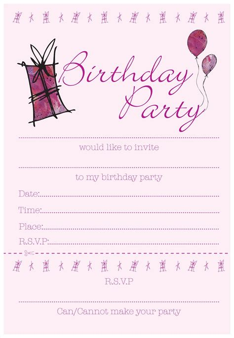 online birthday party invitations templates free oyle kalakaari co
