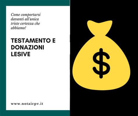 testamento quota legittima quota di legittima testamento e donazioni lesive cpv