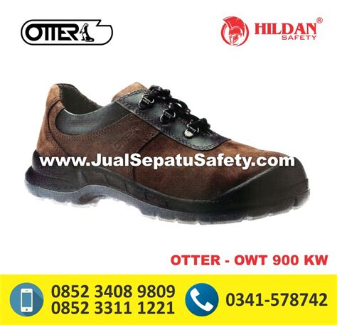 Sepatu Safety Otter otter owt 900 kw toko jual sepatu safety shoes otter